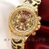 Стильные женские леопардовые часы Rolex R18X24-1
